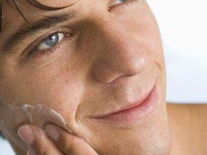 Сухая кожа у мужчин причины